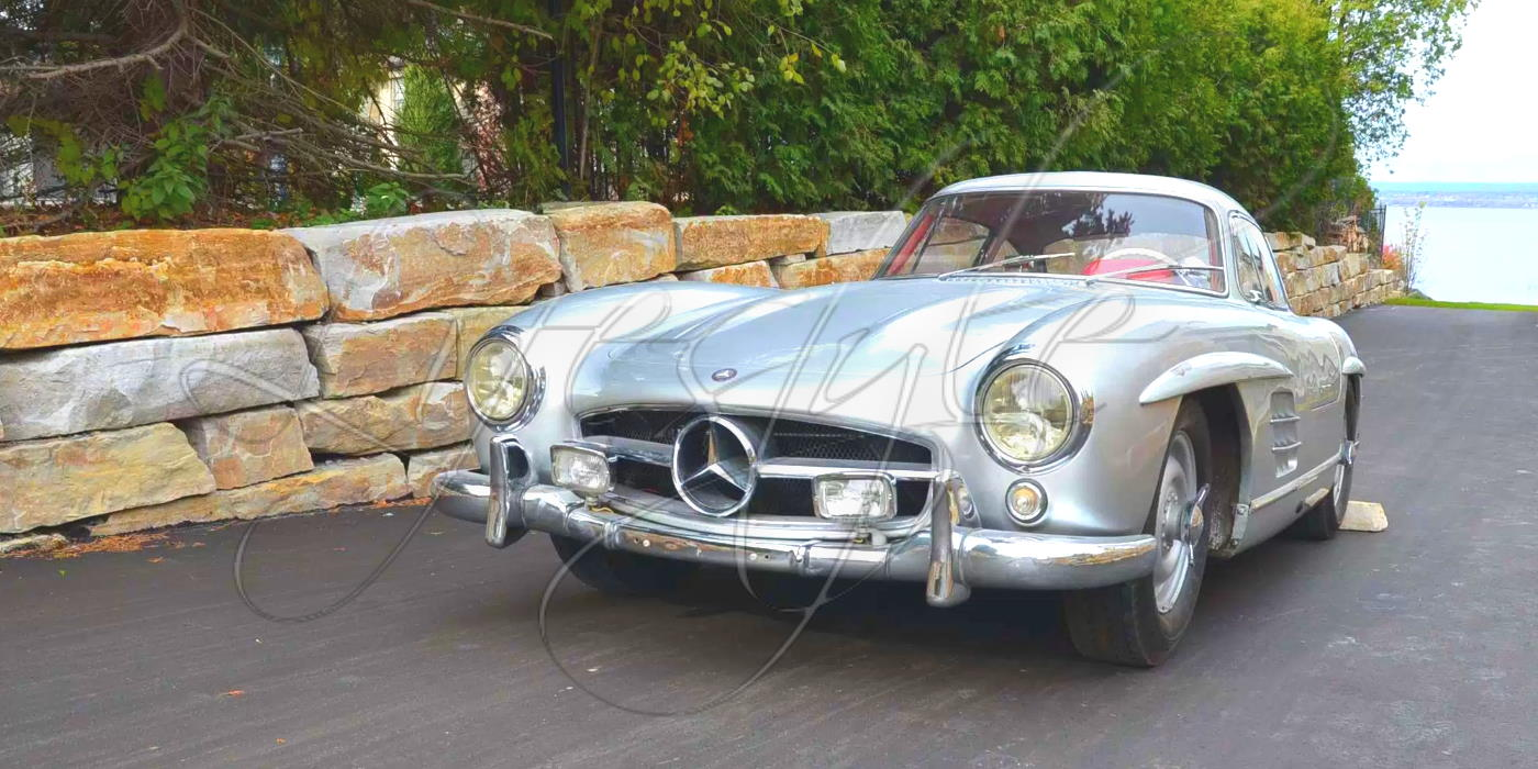 Classic Car Historical Licence Plates Costa del Sol