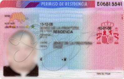 TIE Tarjeta de Identidad de Extranjero