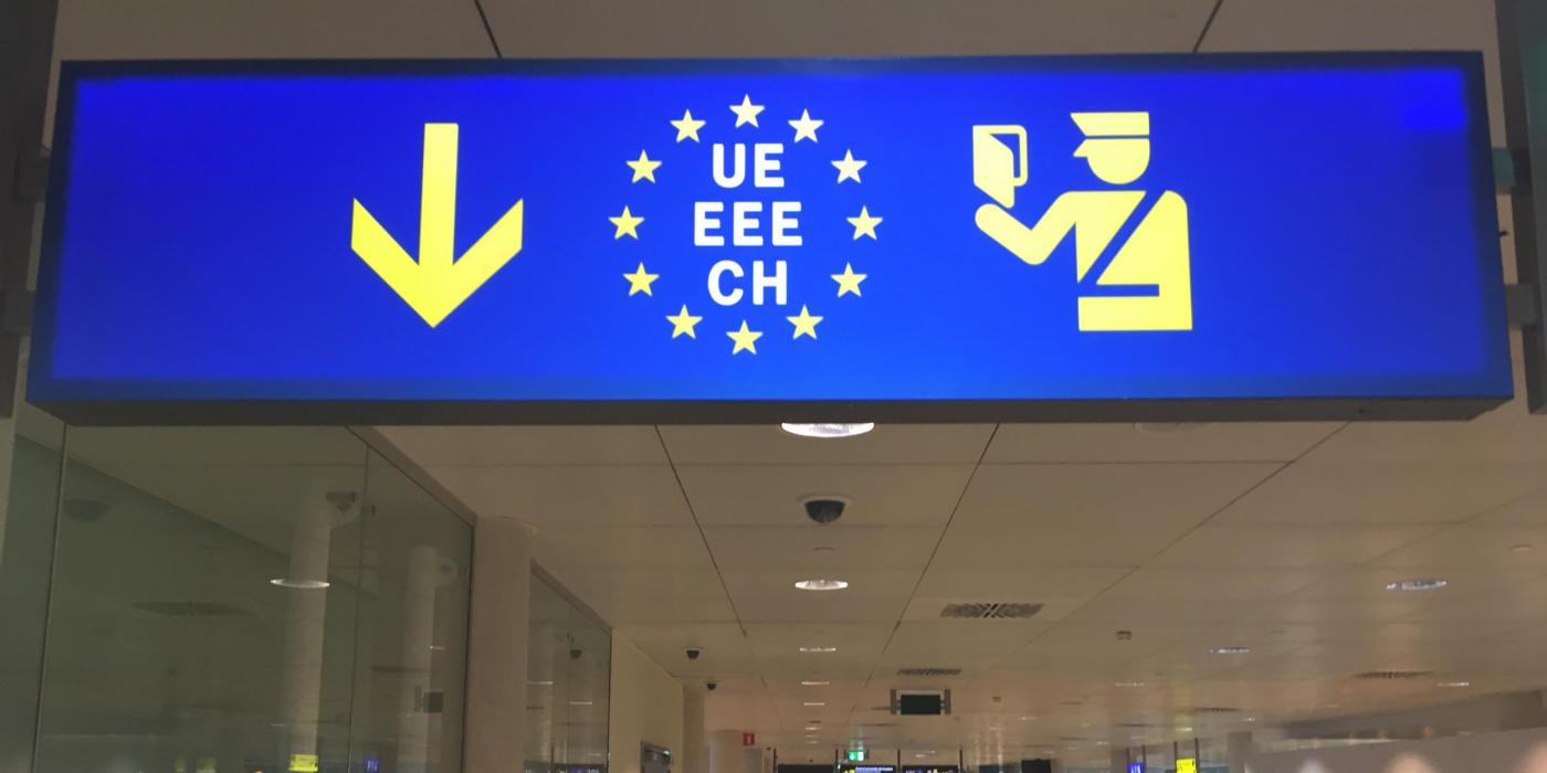 EU Passport Control