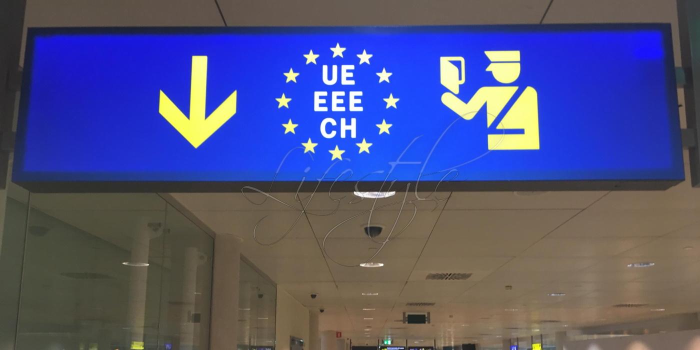 UK EU Travel Visas