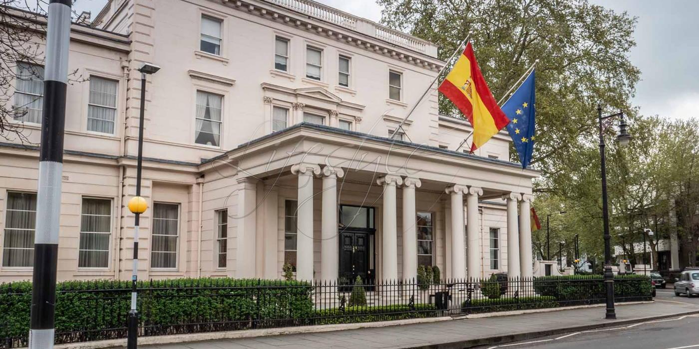 Embassy of Spain London UK Spanish Residency Visa Applications