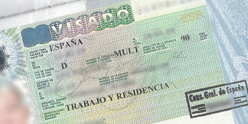 Spanish Residency Visa